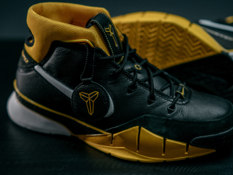 dded32c411bd Nike Confirms Kobe Bryant Retro Kobe 1