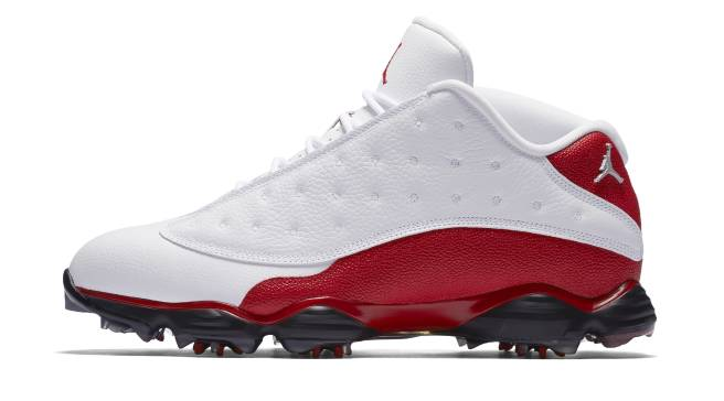 ebb0e7fb0d0ea3 Air Jordan 13s Get Turned Into Golf Shoes