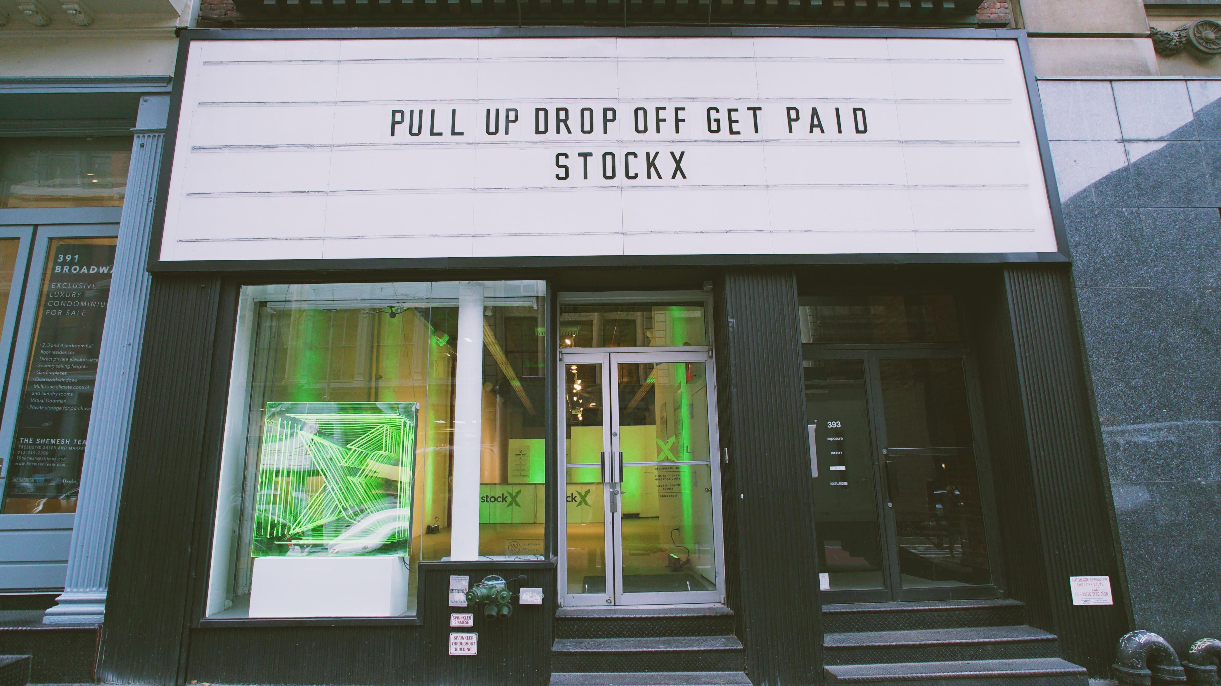 StockX Has Opened a Drop-Off Location in New York | Sole Collector