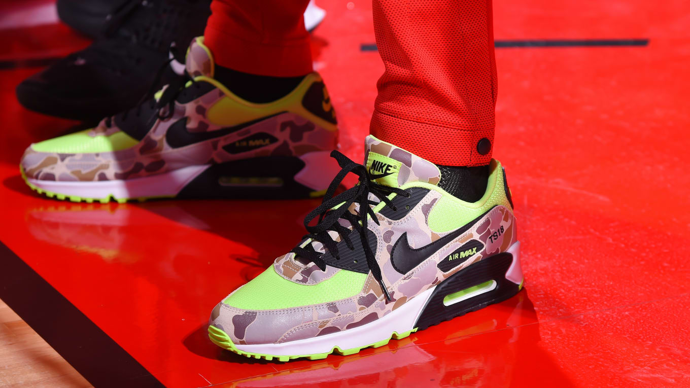 Nike Air Max 90 'Volt Duck Camo' Release Date | Sole Collector