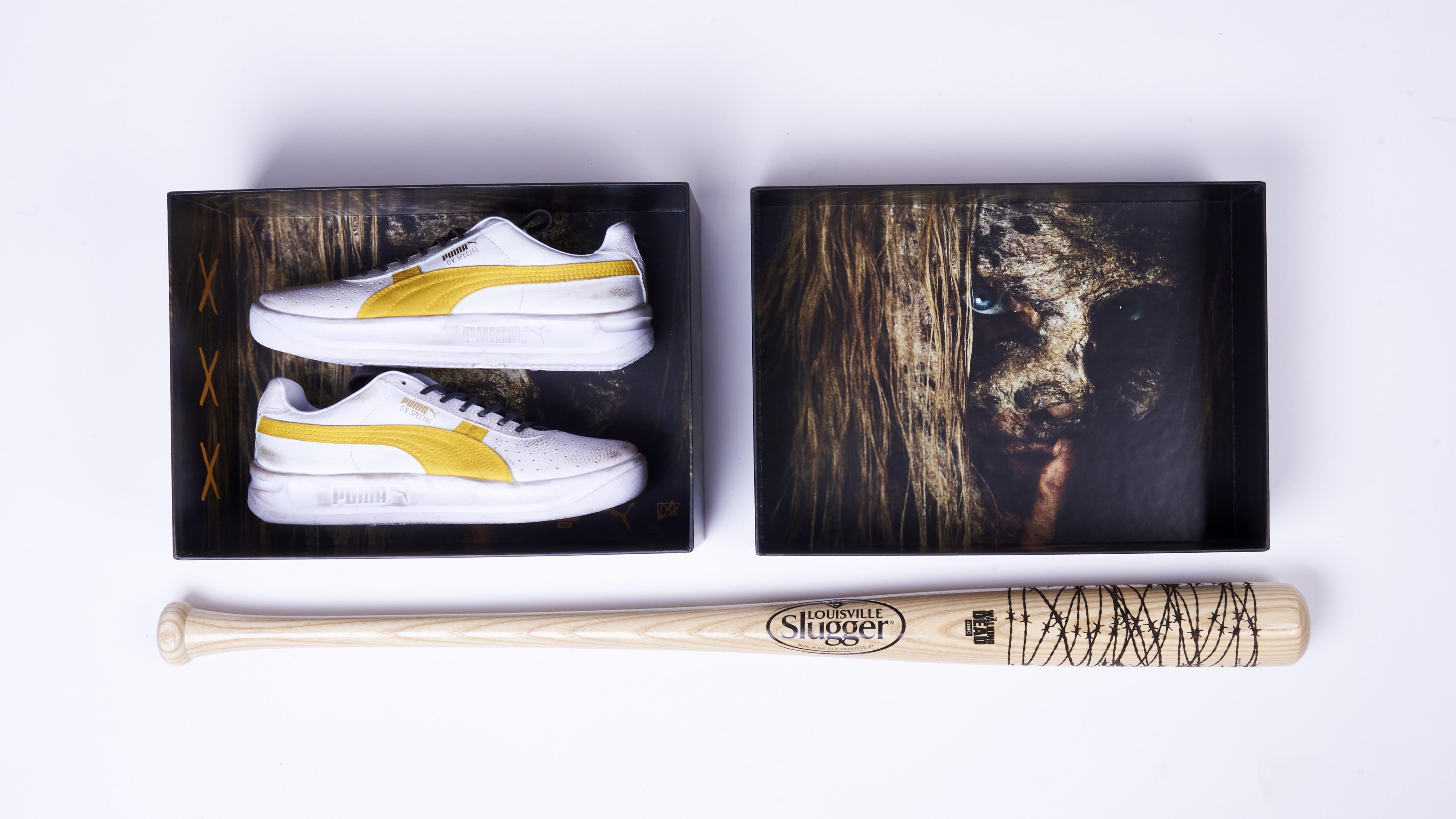 0cac932fea01 POP by Foot Locker Alexander-John  The Walking Dead  x Puma GV Special  Release Date