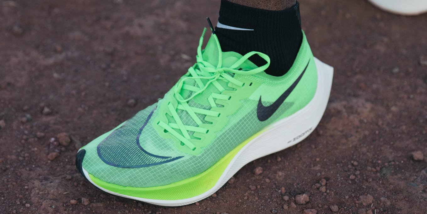 Image result for nike's vaporfly""