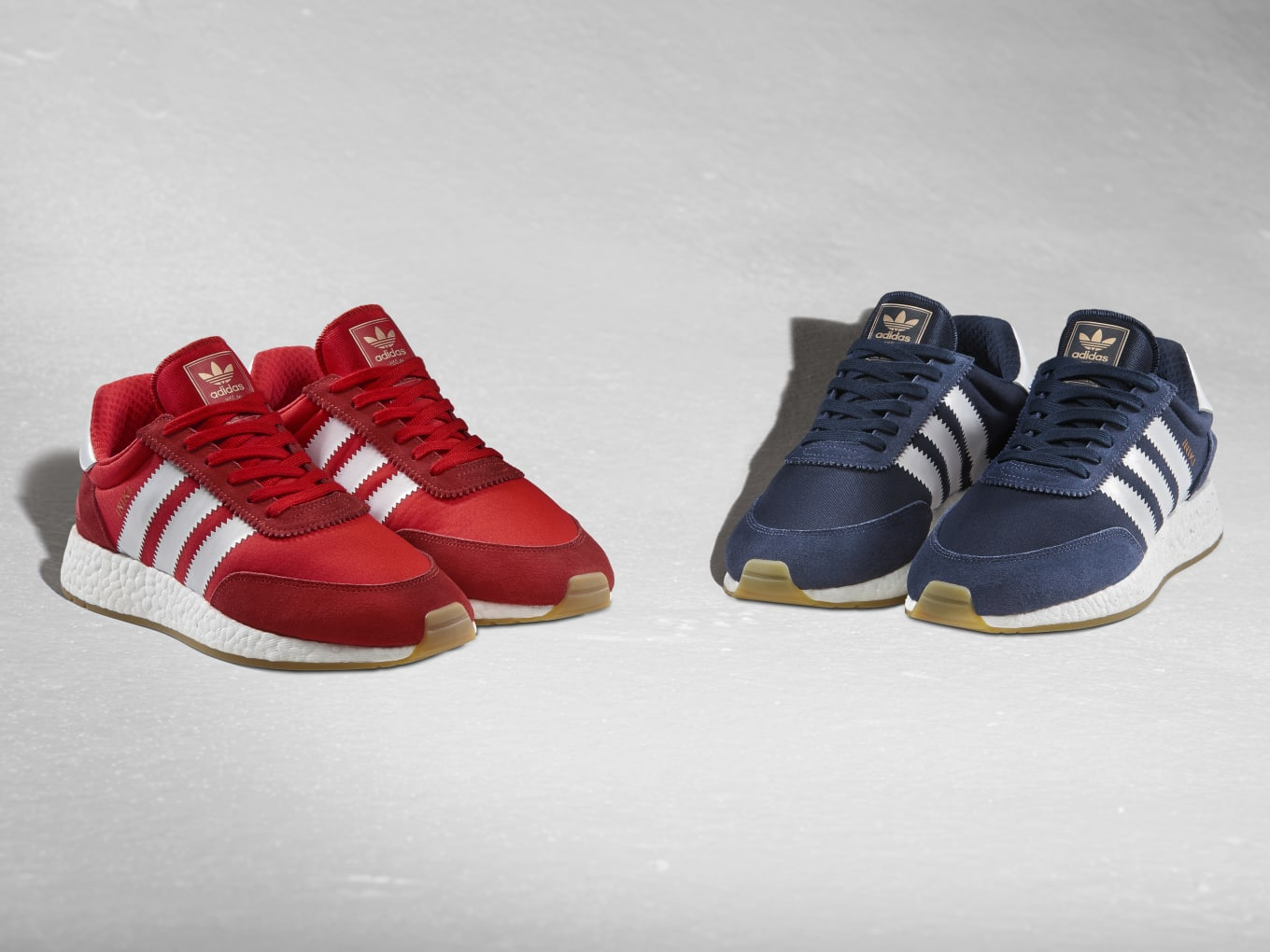 62ef0874ba6 Adidas Introduces a New Boost Sneaker. The Iniki Runner. By Amir Ismael