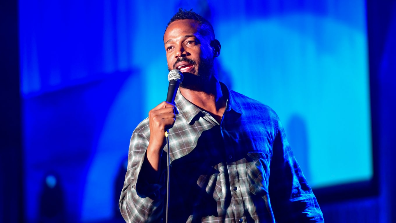 Marlon Wayans Shows Off His Extensive Sneaker Collection