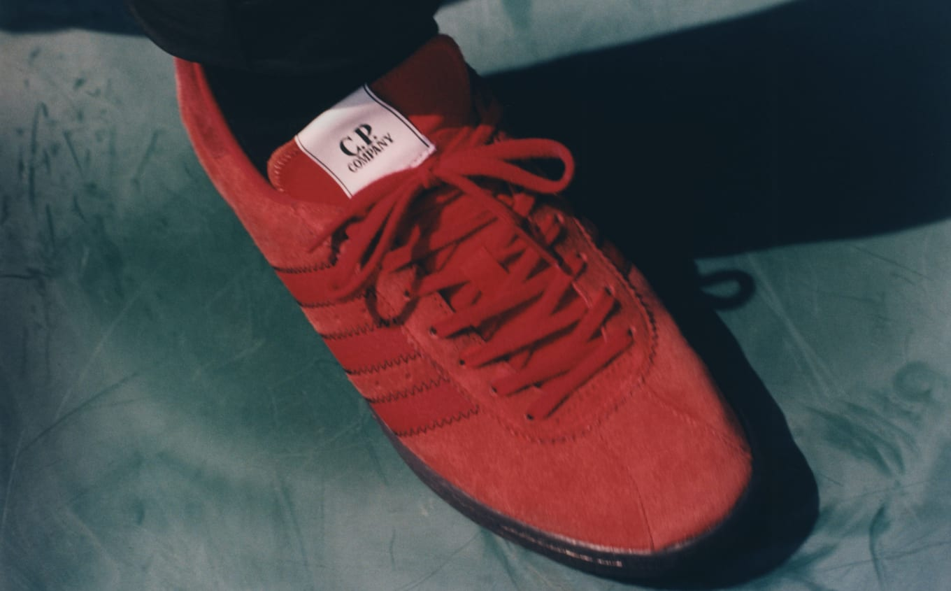 c3562c5b8 Adidas Originals x C.P. Company Collection Release Date