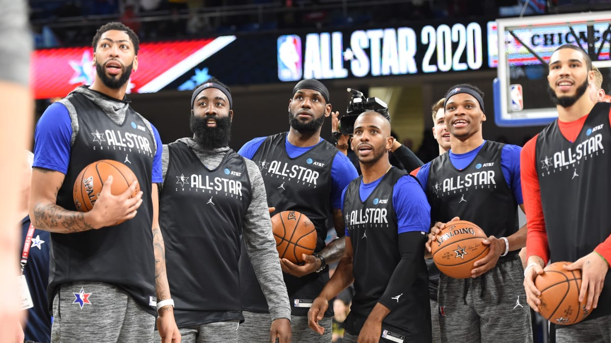 Every Sneaker Worn During 2020 NBA All-Star Practice