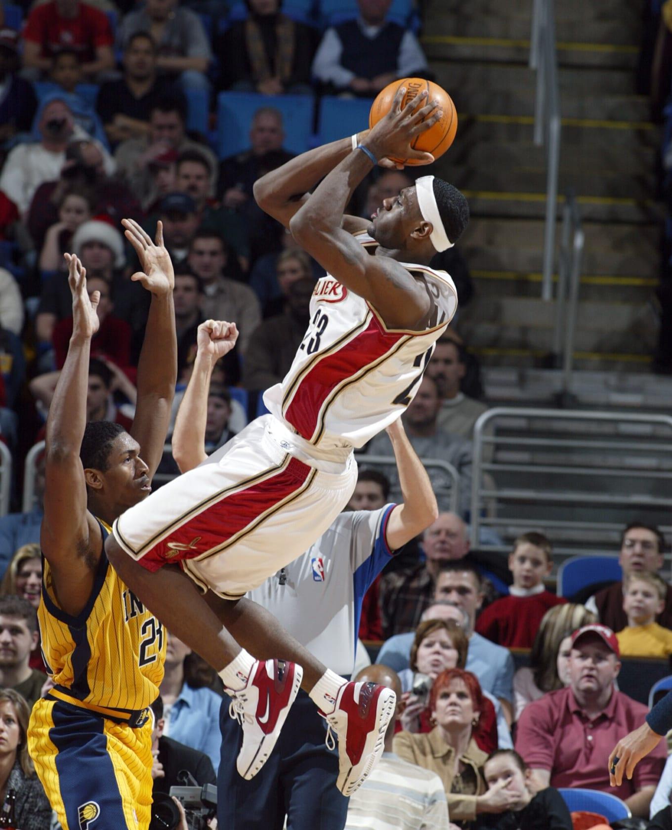 32f0d968e21 LeBron James Birthday Game Sneakers