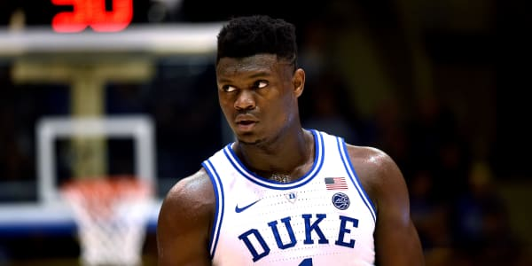 Nike Allegedly Discussed Paying Zion Williamson to Attend Duke