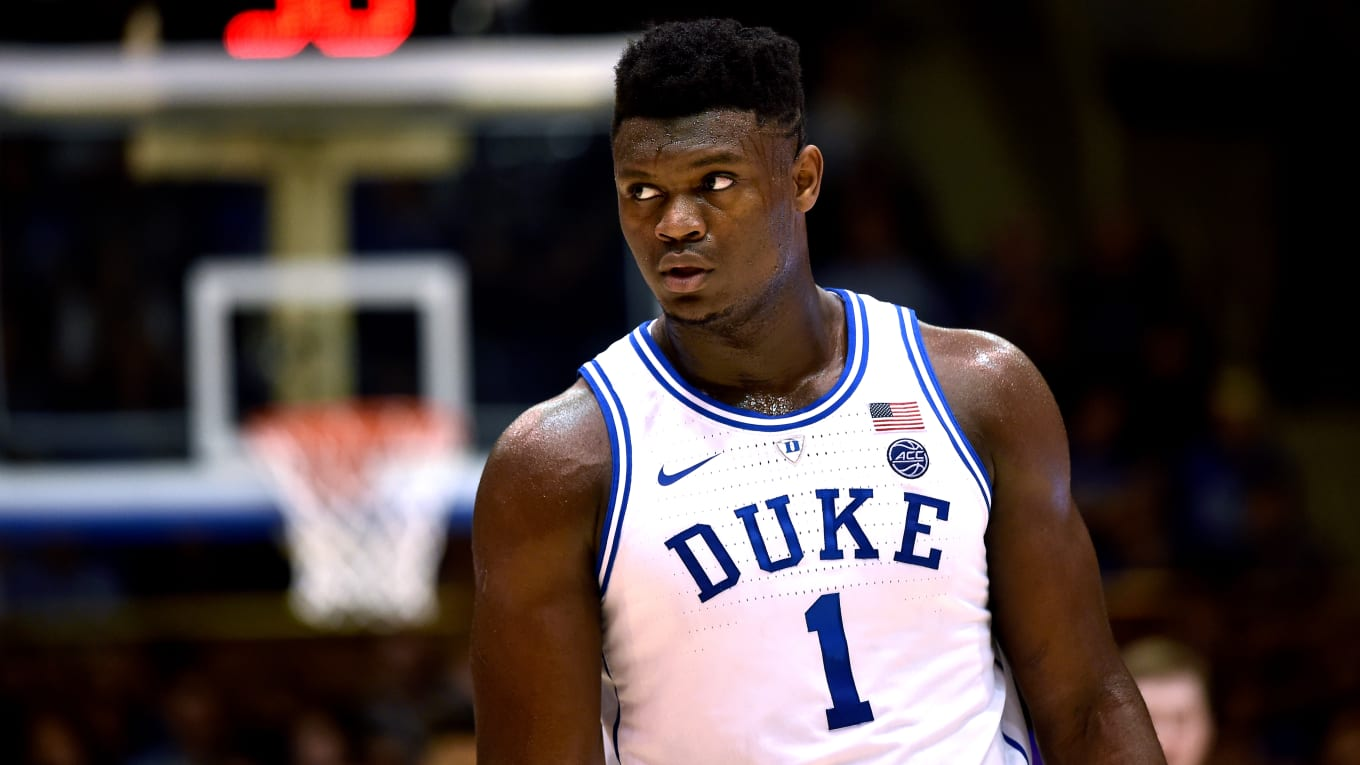 on sale 1f442 a8ee3 What Sneakers Will Zion Williamson Wear for His Return Game ...