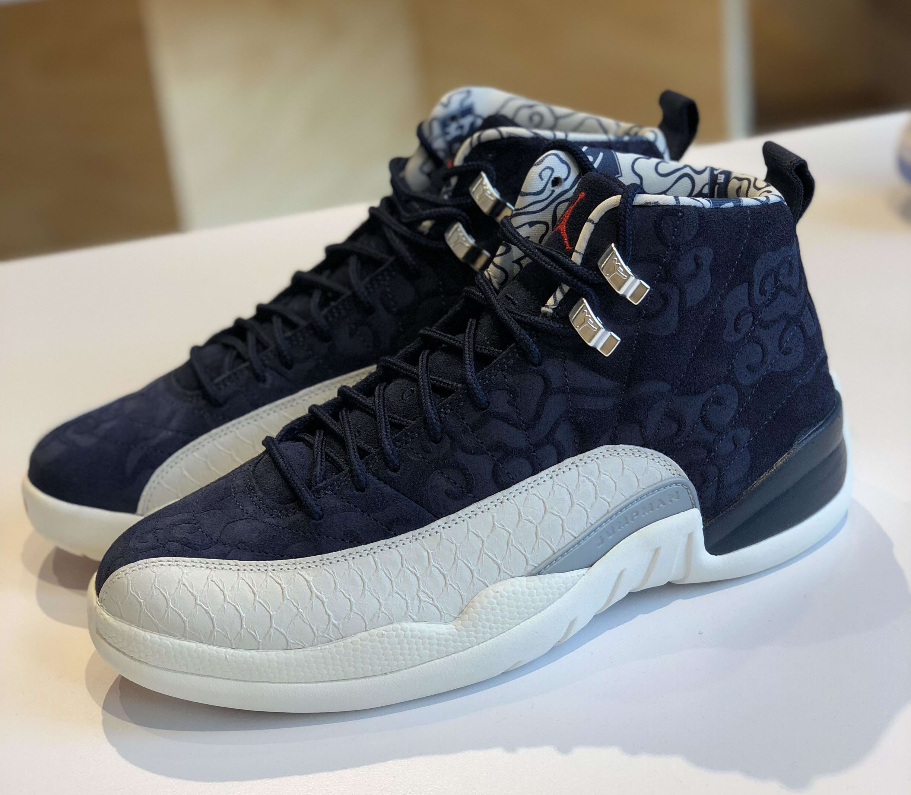 check out 5624a 67c7b ... italy air jordan 12 retro international flight b0d17 22a36