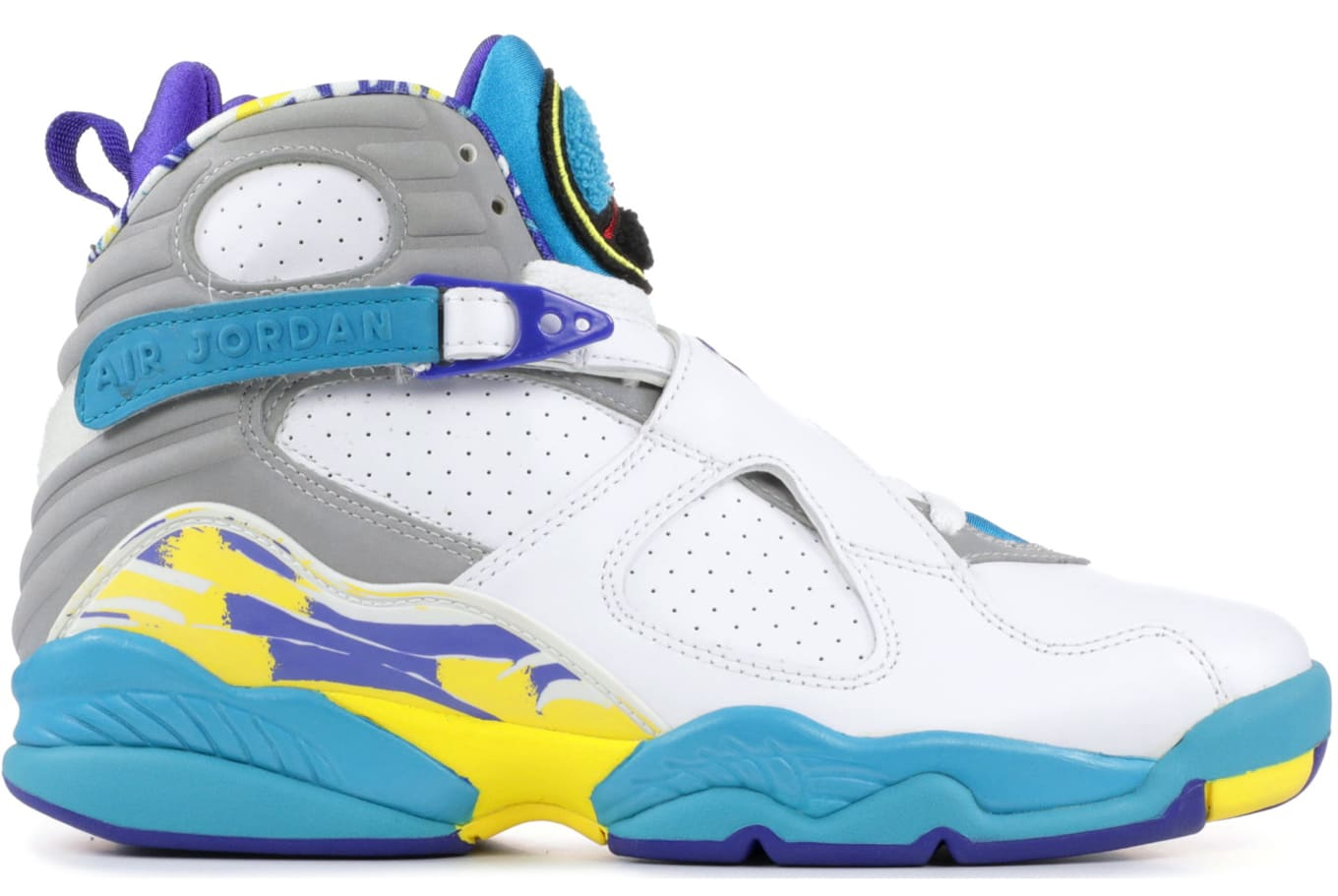 490b27dfd77d Air Jordan 8 Retro Women s  Aqua  Release Date July 2019