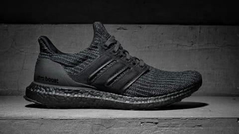 Adidas Ultra Boost 4.0 Triple Black? - Men's Size 10.5