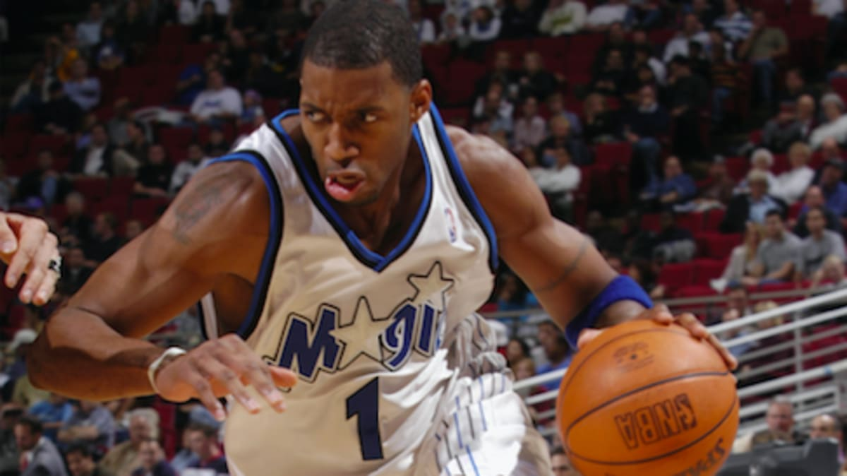 Tracy McGrady Is Putting A Special Pair His Sneakers In the