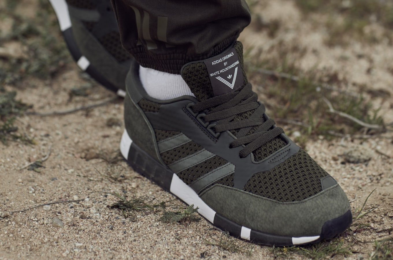 online retailer a05c3 4d1d1 Adidas and White Mountaineering Reunite for Sneakers, Apparel