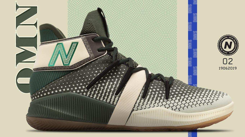 new balance kawhi leonard shoe