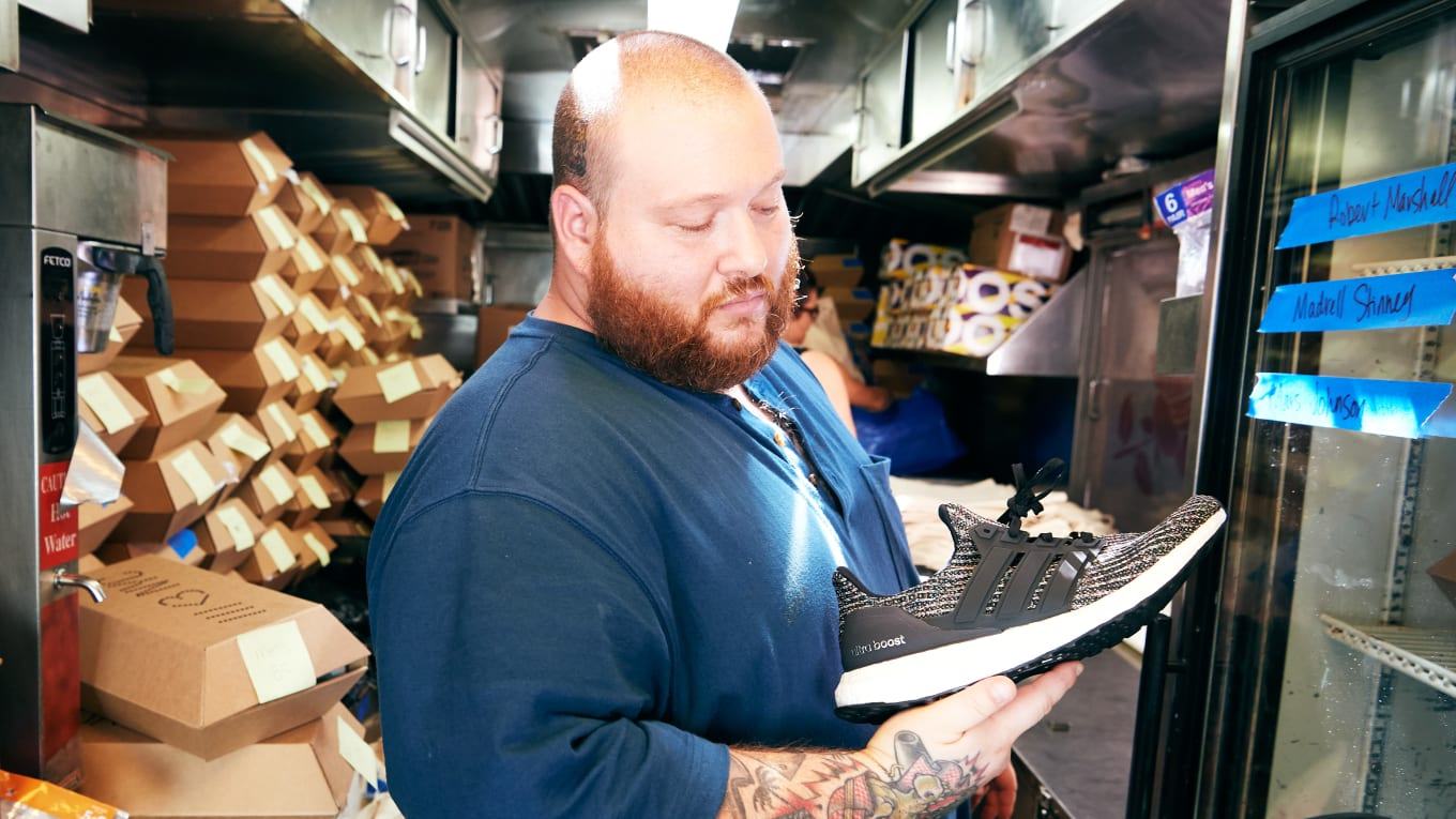 Action Bronson Shares Details on Upcoming Adidas Collab