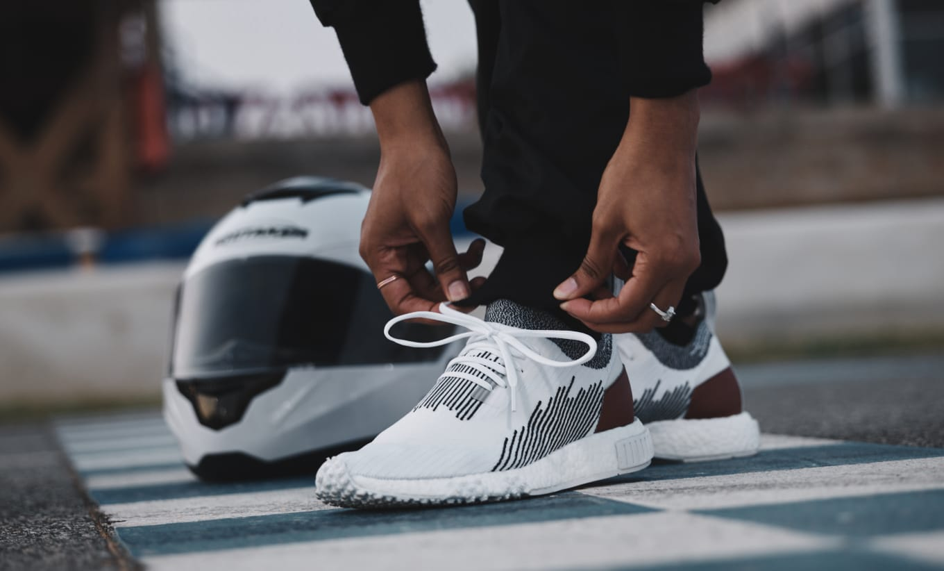 sale retailer c6920 a2832 An NMD Racer from the Whitaker Car Club.
