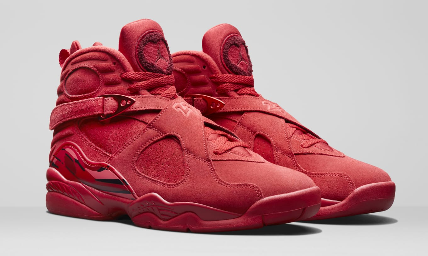 hot sale online 490e7 a119b Celebrate Valentine s Day With These Air Jordan 8s