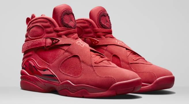 edda7881c1f7 Celebrate Valentine s Day With These Air Jordan 8s