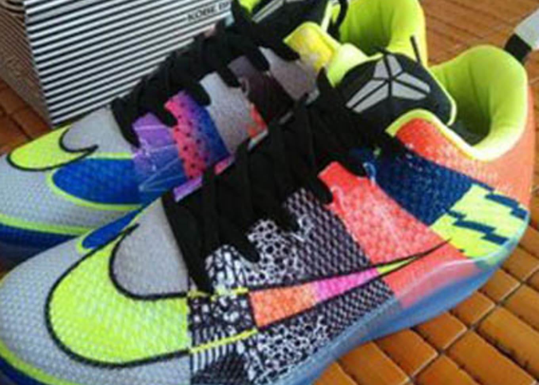 new product c767c 54e8e Nike Kobe 11 (XI) Elite Low