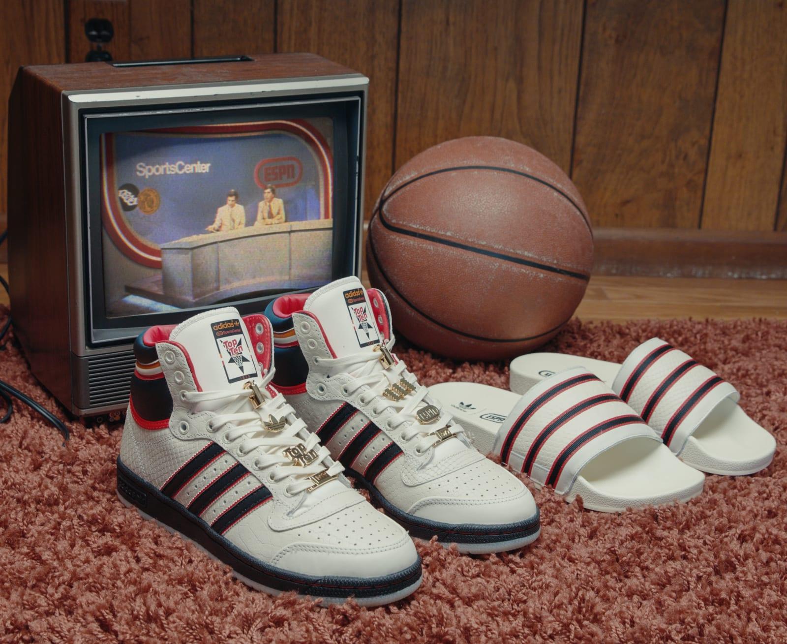 ESPN Sportscenter x adidas Collection