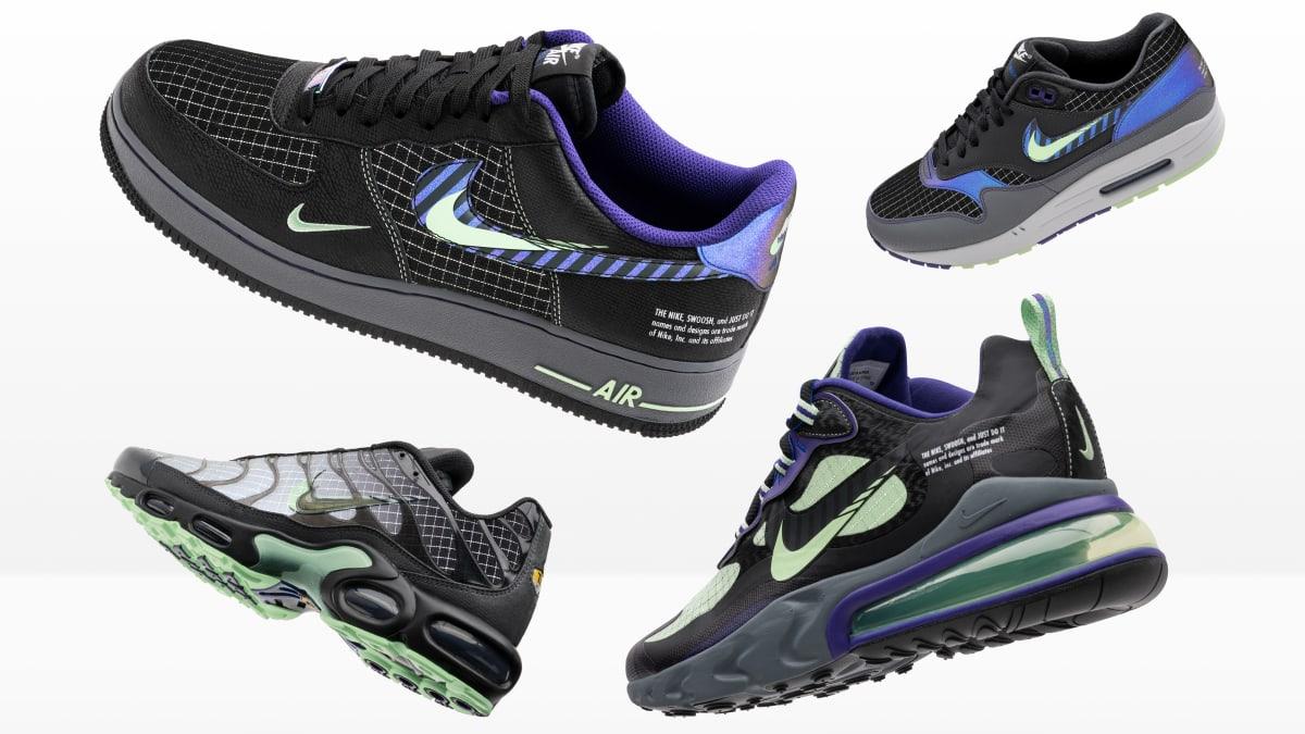 Foot Locker x Nike 'Future Swoosh' Collection Release Date | Sole ...