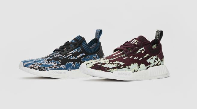purchase cheap 22458 6e519 Sneakersnstuff and Adidas Are Dropping New Datamosh Pack