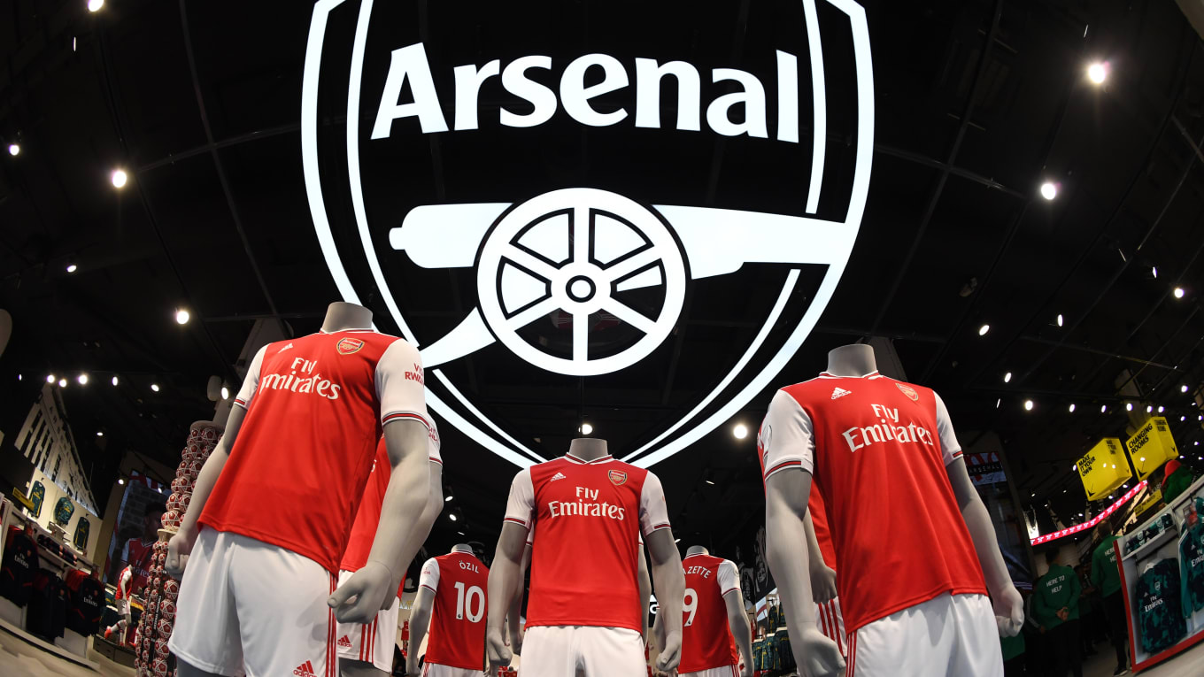 quality design 03308 d4362 Adidas Is in Hot Water After Racist Tweets Ruin Arsenal Kit ...