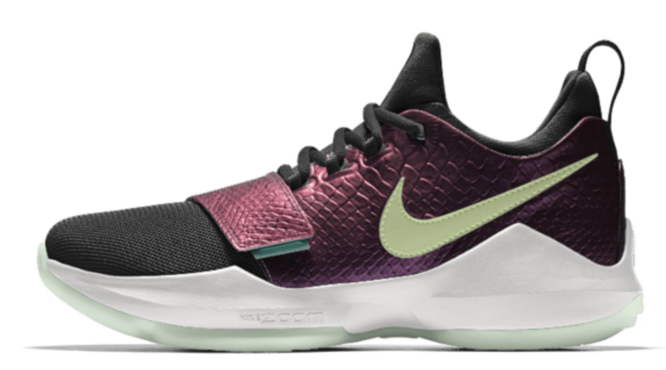 buy popular 554c2 f5903 Paul George s Nike PG1 Is Now Available on NIKEiD   Sole Collector