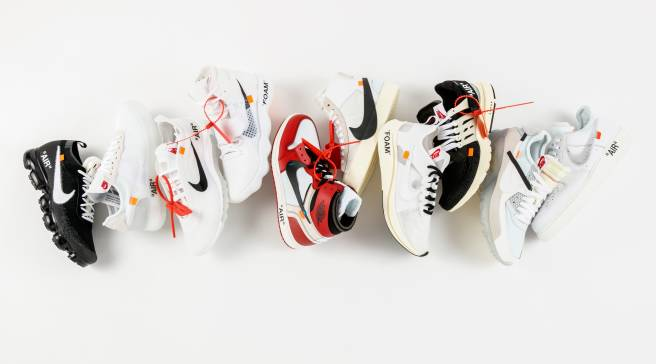 big sale 84eb7 1a987 Stadium Goods Is Giving Away Off-White Nikes