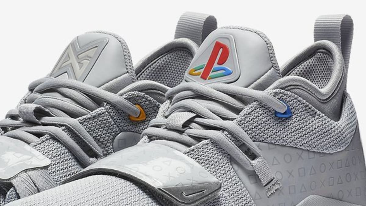 Playstation X Nike Pg 2 5 Release Date Sole Collector