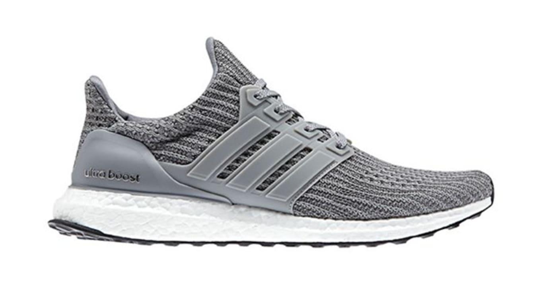 27e7f6e63 Adidas Ultra Boost 4.0  Gray
