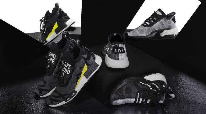 info for dfb13 c18a2 Bape and Neighborhood s Adidas Collaboration Is Almost Here