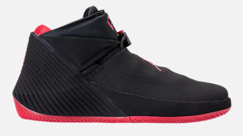 bd01e0ebca4f30 Air Jordan Russell Westbrook Why Not Zer0.1  University Red Black