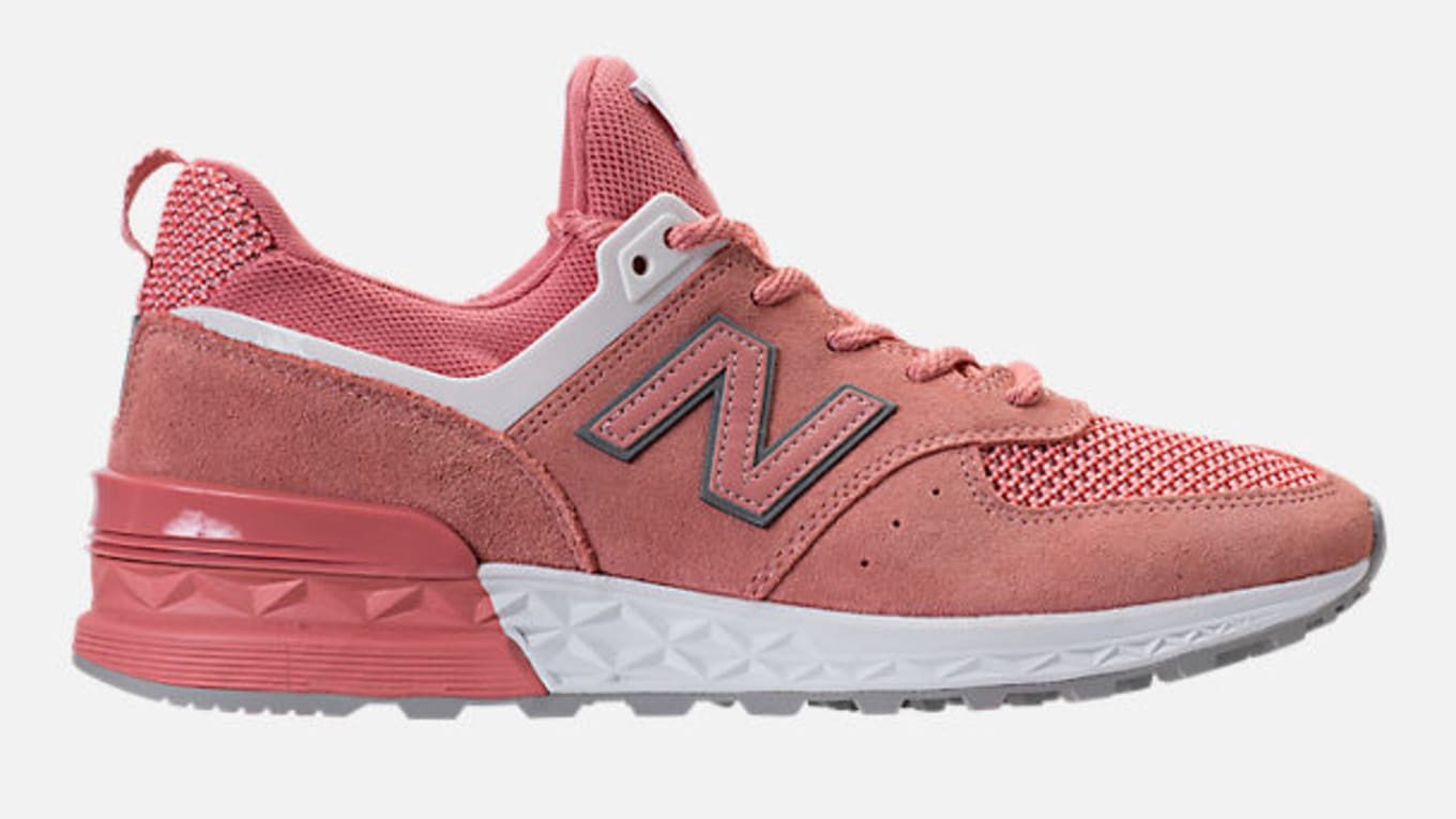 low priced 66111 e1c6b New Balance 574 Sport  Dusted Peach