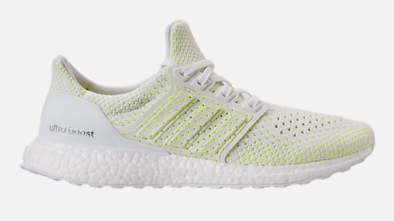 bbfa16560150d0 Adidas Ultra Boost Clima  Cloud White Solar Yellow