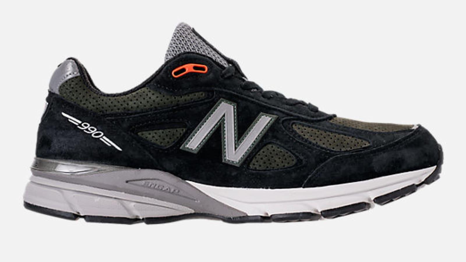 purchase cheap f4365 624ca New Balance 990v4 'Black/Rosin' - Sneaker Sales December 14 ...