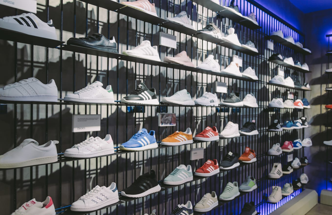 4f848bb7b5cae Former Adidas Employee Charged With Stealing Thousands From Store ...