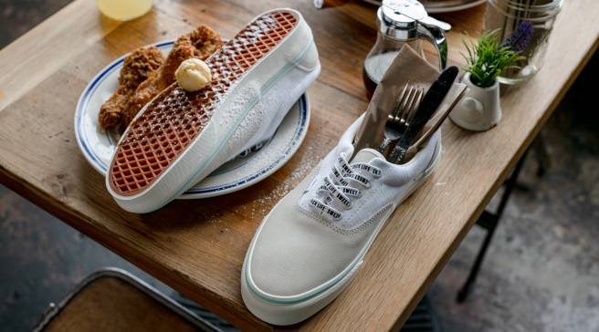 557434db3266 Vans Goes  Off the Waffles  With Latest Collab