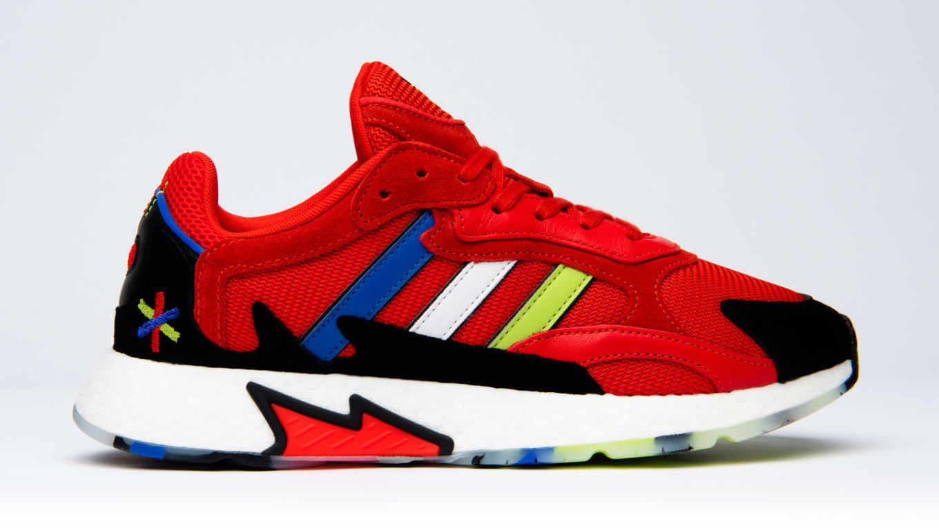 competitive price 97874 af828 Foot Locker x Adidas Asterisk Collective TRESC Run Release ...