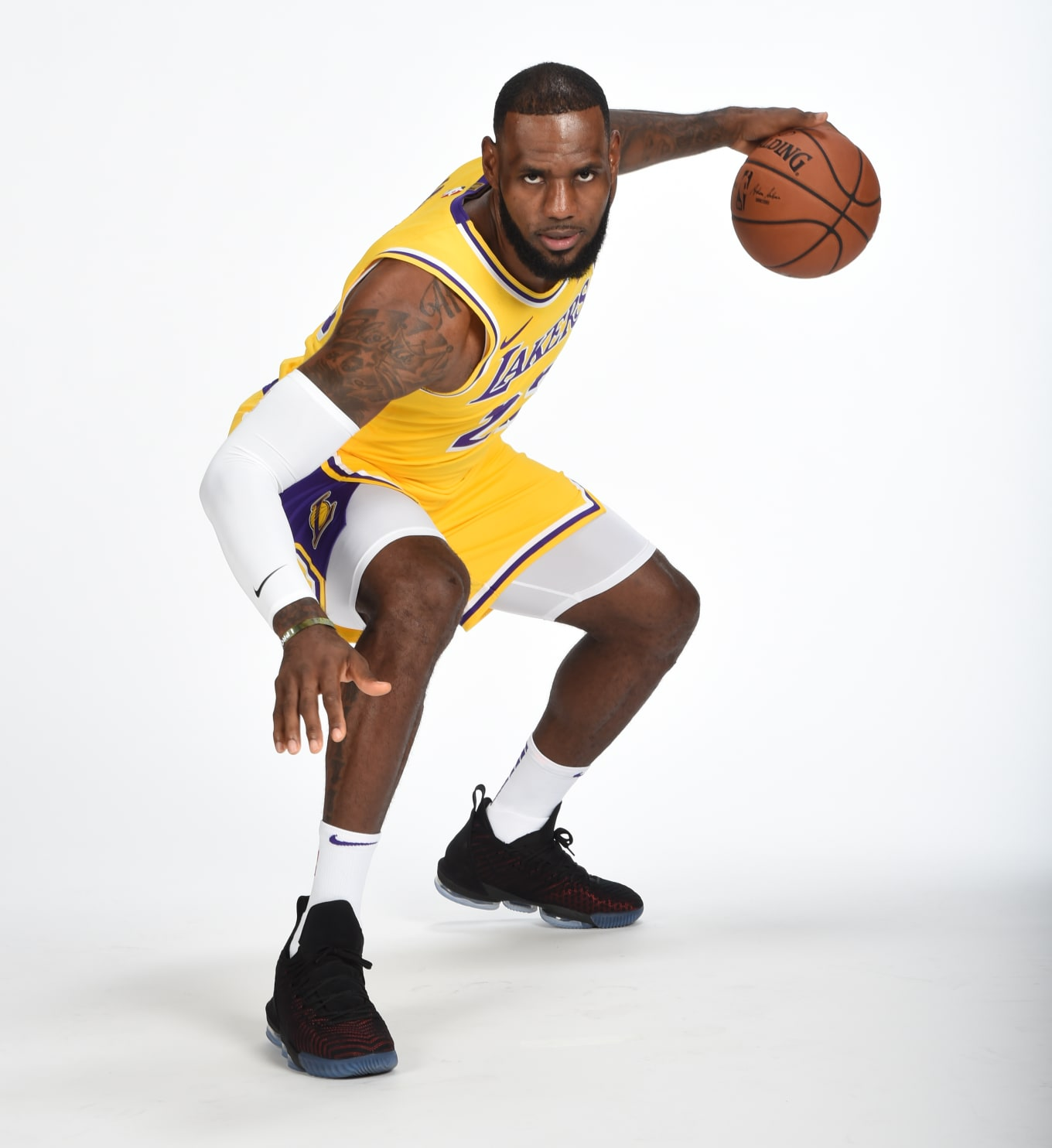 the latest bf029 c5b45 LeBron James - Nike LeBron 16