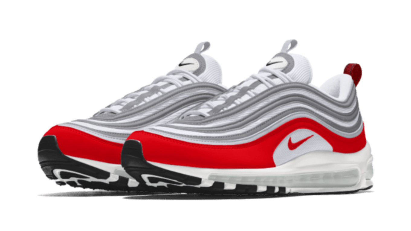 save off 9db49 35a2a Nike Air Max 97 By You NikeiD   Sole Collector