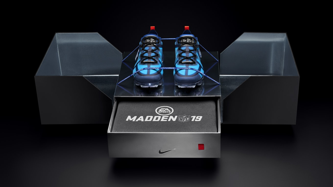 71935dbcea3 EA Sports Celebrates Super Bowl LIII With a Special Nike Pack