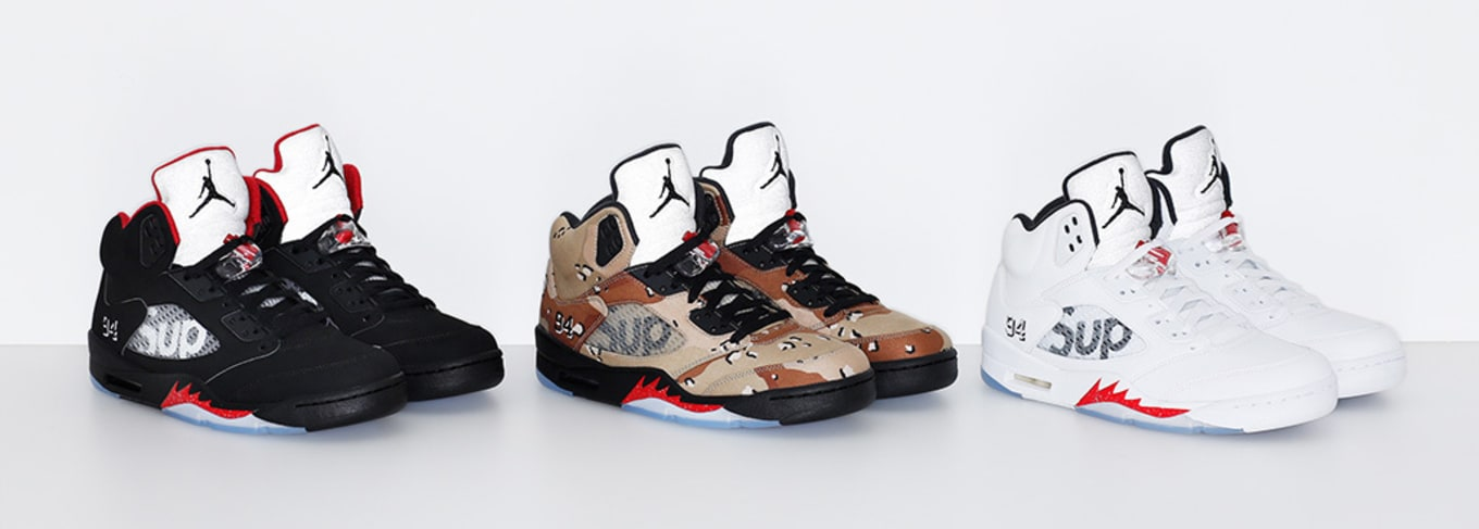 30dccb073e22 Air Jordan Collaboration History