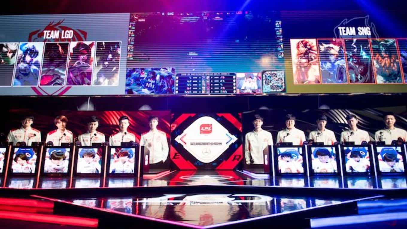 official photos 91c4d 1c0f3 Nike Is Making Jerseys for Professional Gamers in China ...