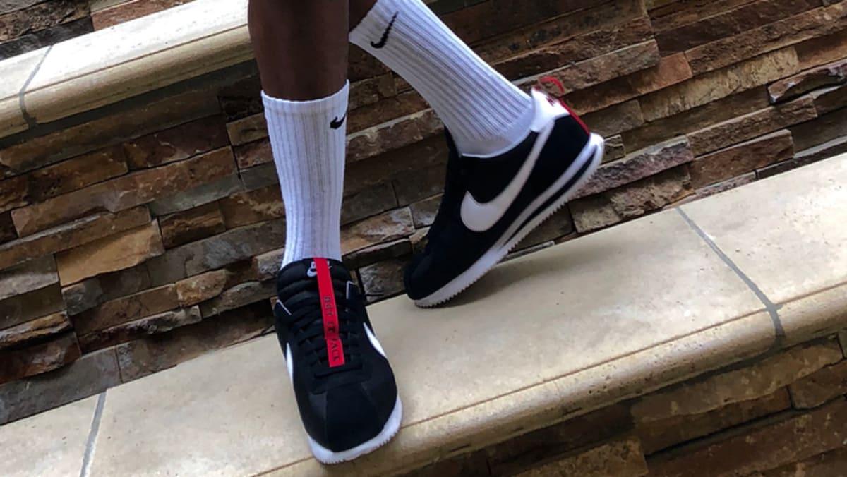 f2f5a3fc30f0 Kendrick Lamar x Nike Cortez Kenny  Black  Release Date