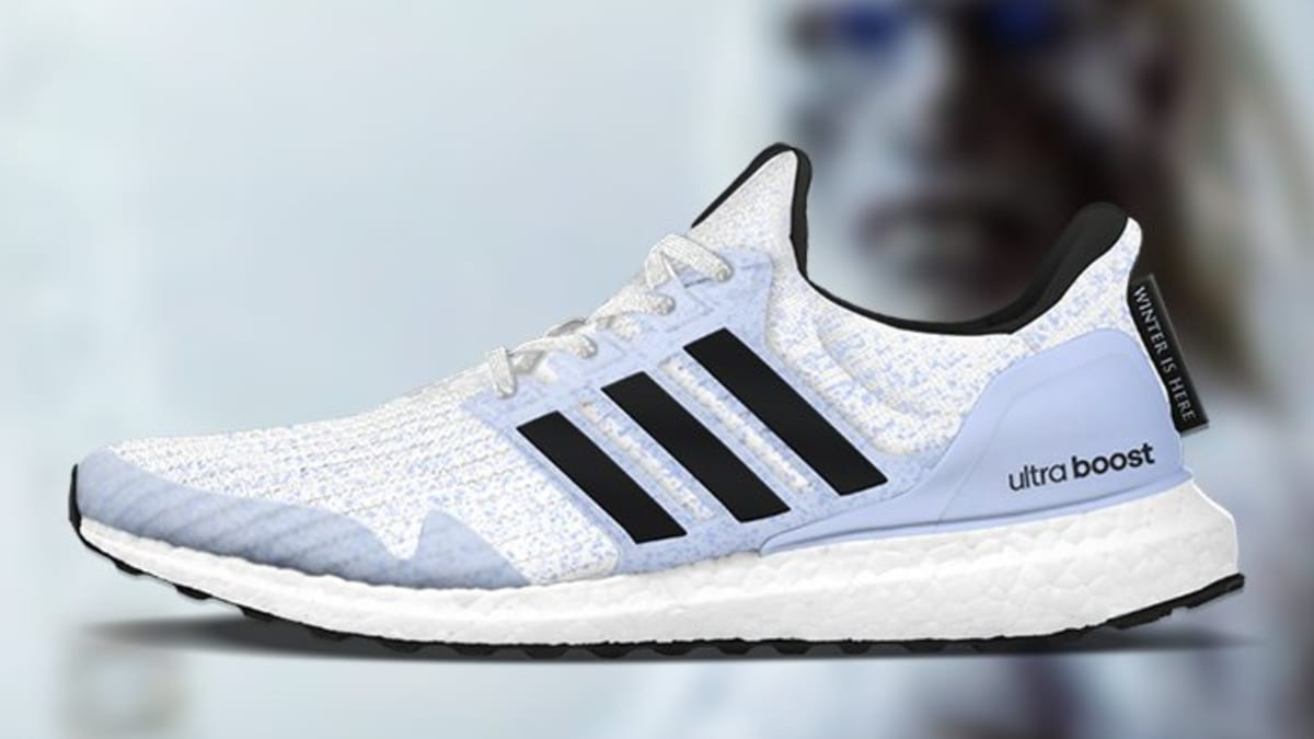 c57d73703 Game of Thrones x Adidas Ultra Boost Sneaker Collaboration 2019 ...
