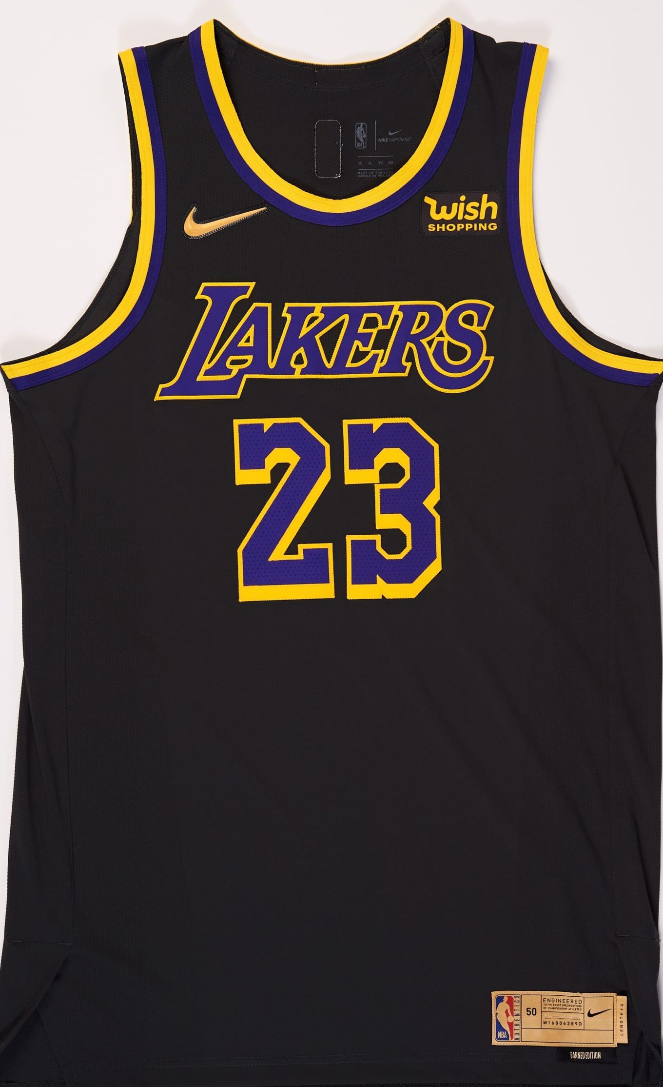 2020-21 Nike NBA 'Earned Edition' Jerseys Release Date   Sole ...