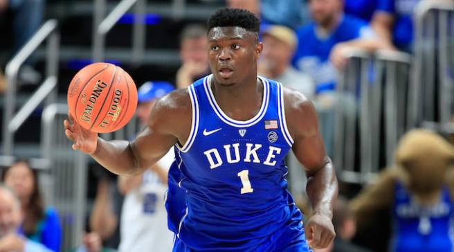 950a58182a1 Duke Reportedly Looking Into Claim That Nike Paid Zion Williamson s Mother