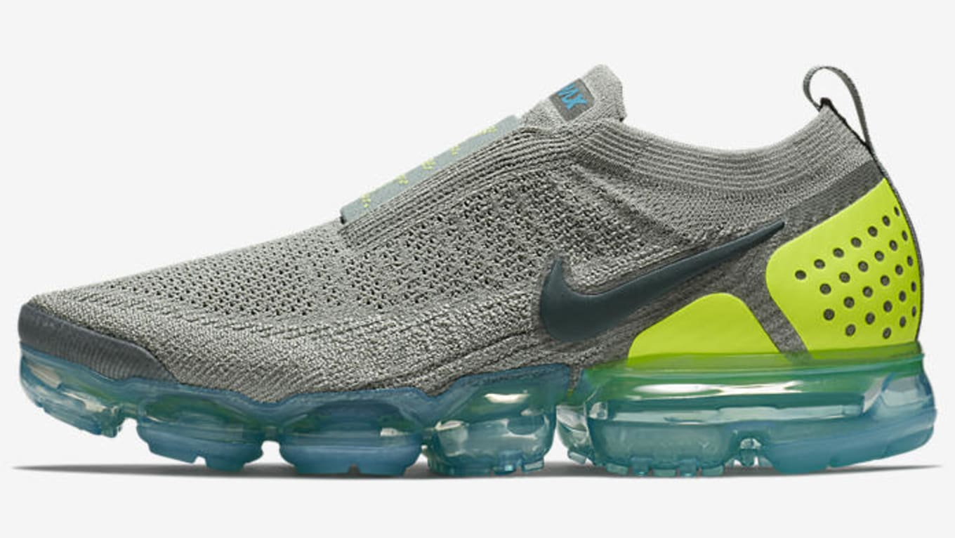 sale retailer a6d58 cb0c5 Nike Air VaporMax Moc 2  Mica Green Neo Turquoise